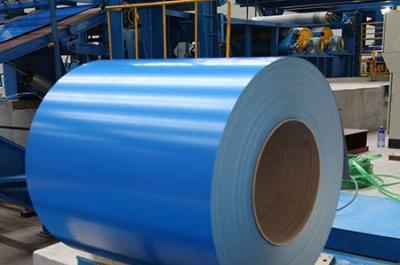 Bobina de acero galvanizada prepintada(bobina de acero PPGI)